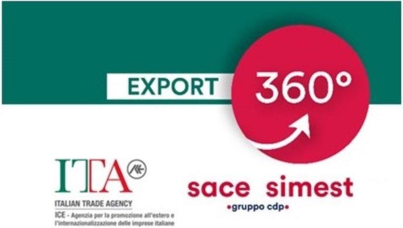 Export 360 - Corso di alta formazione manageriale
